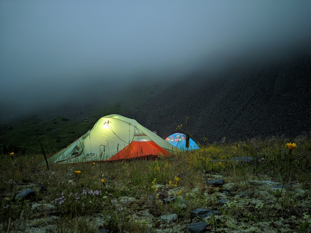 Camping in Khde
