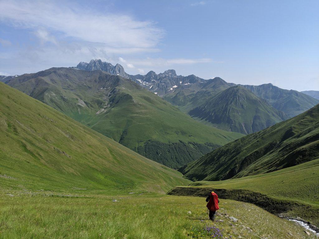 Juta mountains