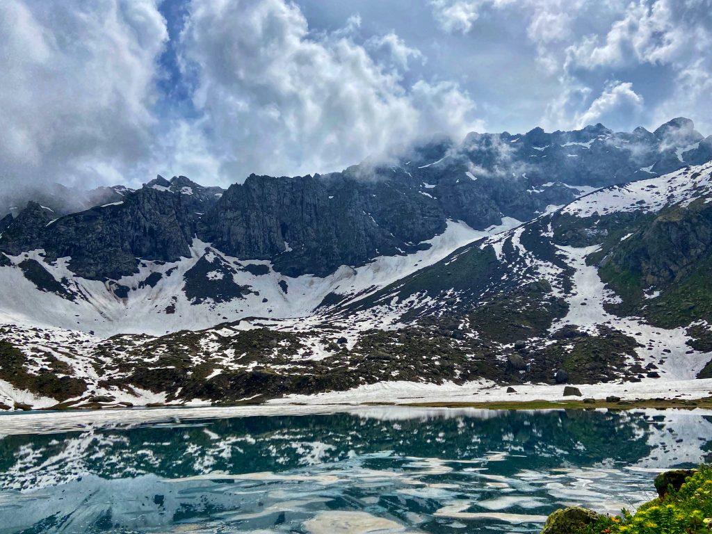 Okrotskali Lake