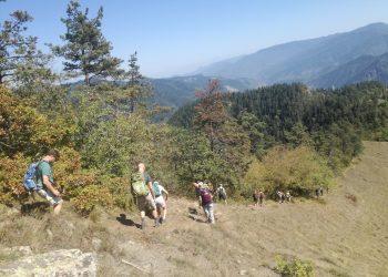Hike in Borjomi-kharagauli national park