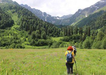 Trekking in Racha