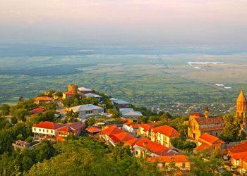 David Gareja Monastery & SIgnagi Tour